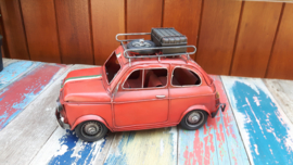 Fiat 500 rood
