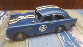 Large Vintage Car Blue