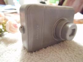 Camera op ware grootte