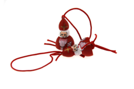 Gelukspoppetje Sinterklaas