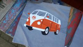 Campervan Bag oranje