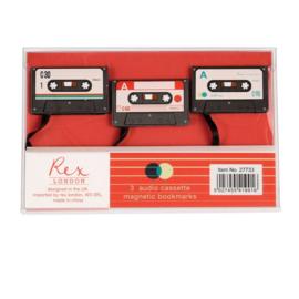 Cassette Tape Boekenlegger