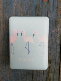 Spiegeltje Flamingo