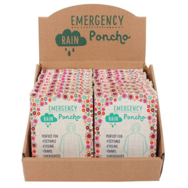 Emergency poncho's