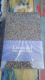 Lavendel in zakjes
