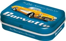 Corvette Yellow