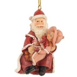 Santa & kind