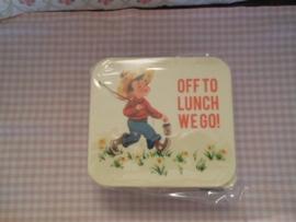 Lunchdoos voor jongens