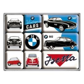 BMW Vintage Cars