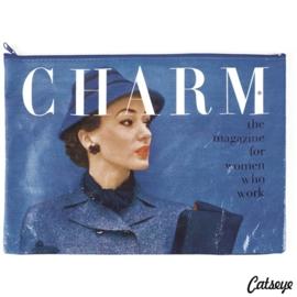 Charm A4 Pouch