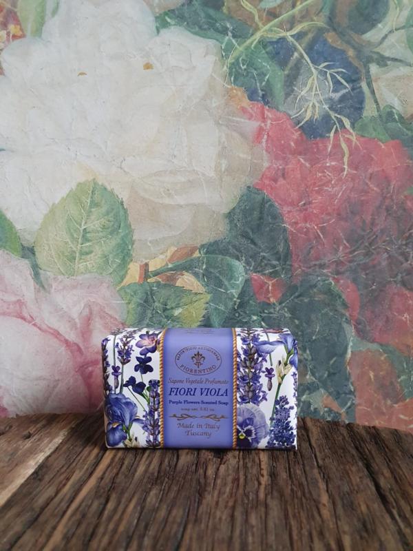 Purple flowers 250 gram