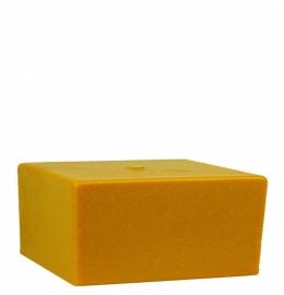 Bigfoot® kaars 0.8 kg caramel