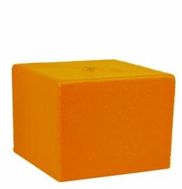 Bigfoot® kaars 1.2 kg oranje