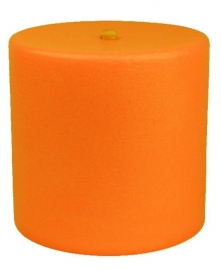 Bigfoot® kaars 1.3 kg oranje