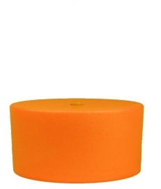Bigfoot® kaars 0.7 kg oranje