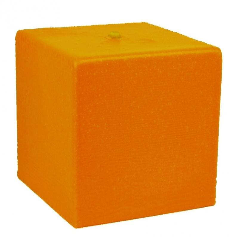 Bigfoot® kaars 1.6 kg oranje