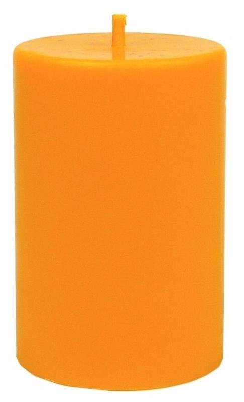 Extra grote sojakaars oranje