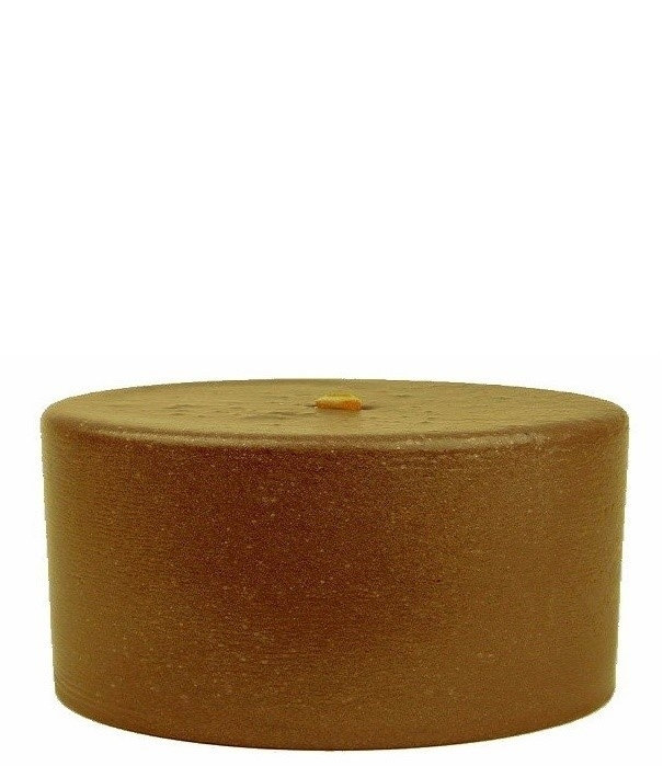 Bigfoot® kaars 0.7 kg donker bruin