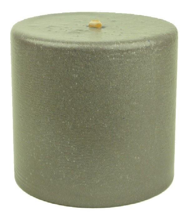 Bigfoot® kaars 1.3 kg marmer grijs