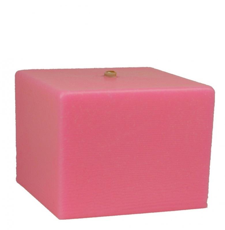 Bigfoot® kaars 1.2 kg knal roze