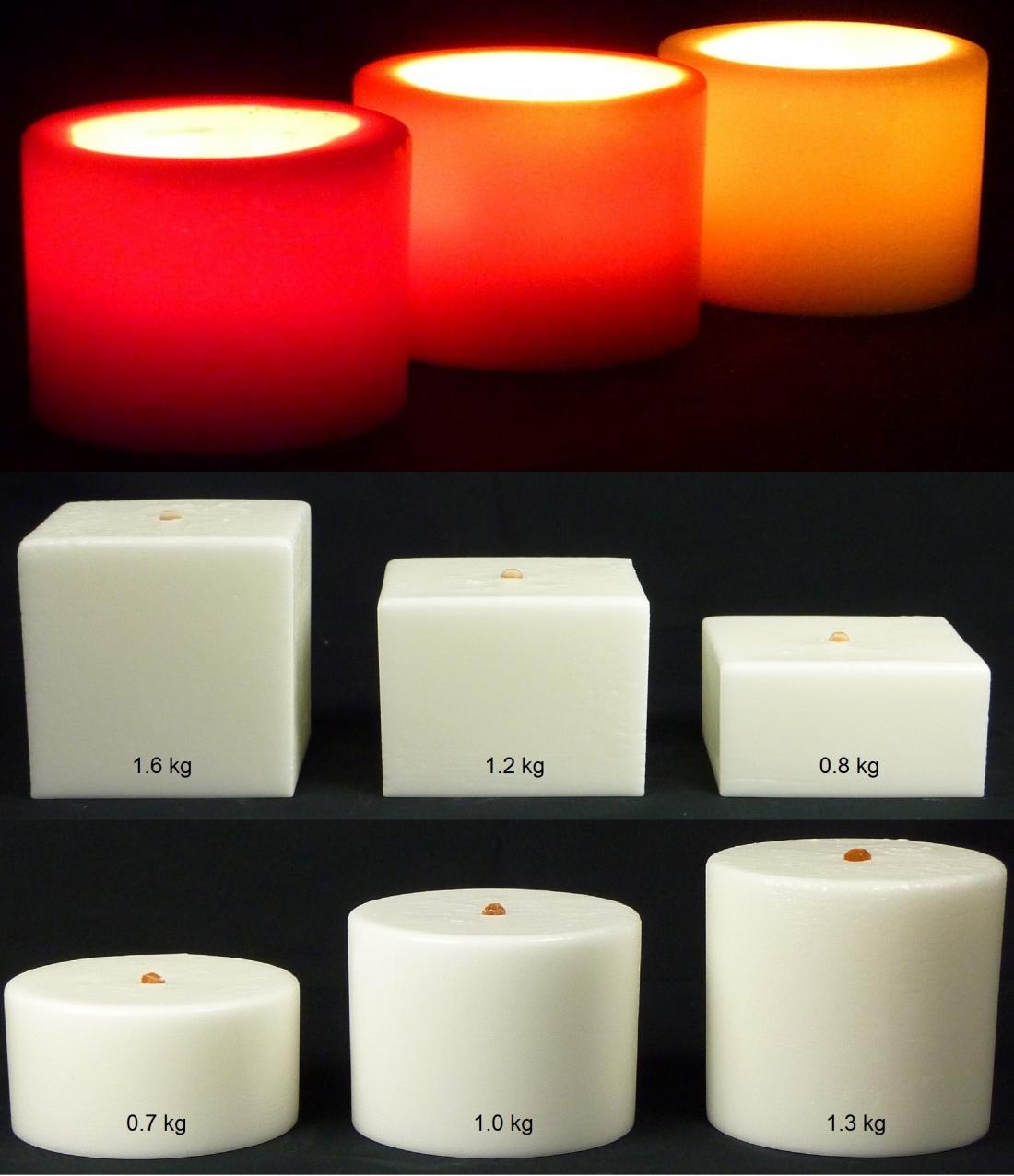 grote kaarsen