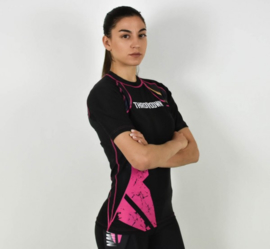 Throwdown® Combat Training Rashguard S/S
