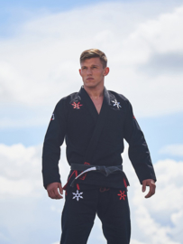 "MANTO ""SHINOBI"" BJJ GI BLACK"