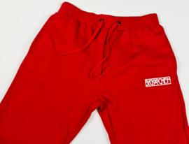 ByGoochem joggingbroek rood