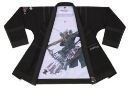 The Grey Wolf/Samurai/BLACK