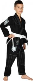 Okami Kids BJJ Gi Shield black
