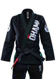 okami Ladies Competition Gi #3 black