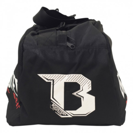 "The 'Booster Fight Gear' ""RECON"" convertible bag is all you need to transport your gear in style ."