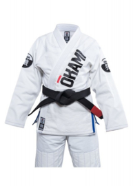 okami Ladies Competition Gi #2 white