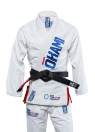 okami Ladies ultralight Competition Team Gi white