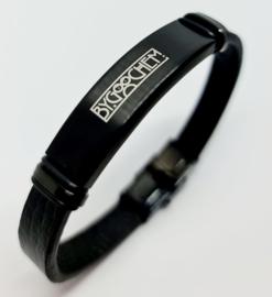 ByGoochem Lederen armband