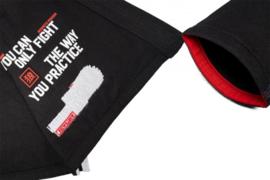 okami ultralight Competition Team Gi black