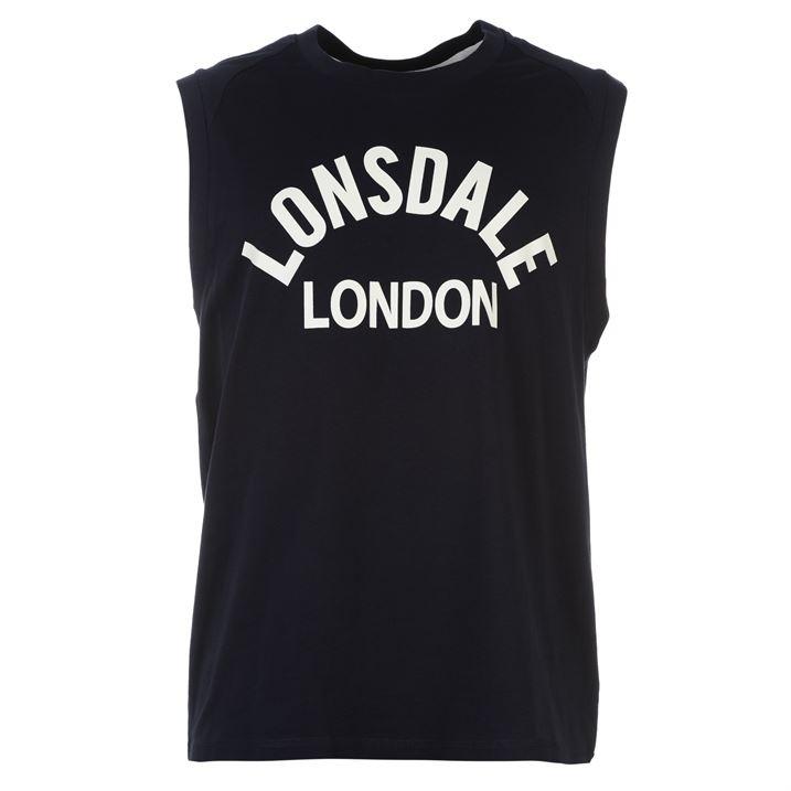 "Lonsdale ""box tank vest"""