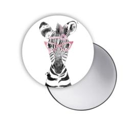 Spiegeltje Zebra