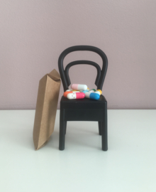 Happy Pills in kartonnen doosje