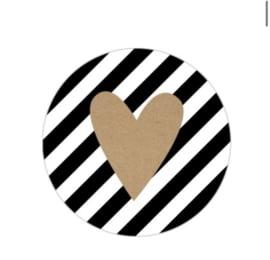Kadosticker XL | Heart