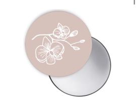 Spiegeltje | Orchidee rose