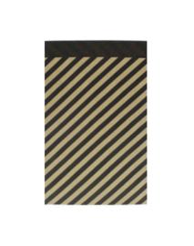 Kadozakje   Kraft stripes