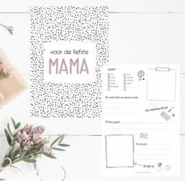 Invulkaart |  Mama