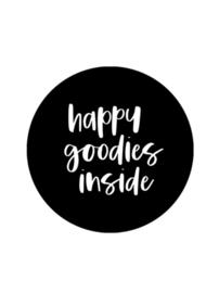 Sticker XL | Happy goodies inside