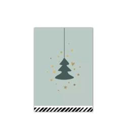 Midikaart | Kerstboom