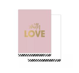 Minikaartje | With Love