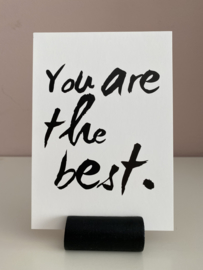 Kaart | You are the best