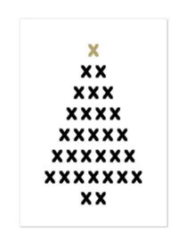 Kerstboom X