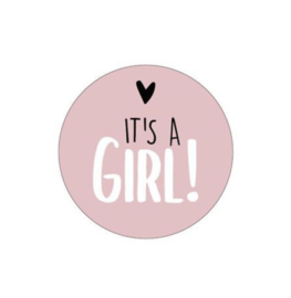 Kadosticker | I'ts a girl