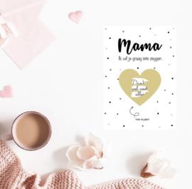 Kraskaart | Mama